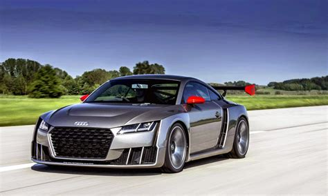 Audi Tt Clubsport by 2015 Audi Tt Clubsport Turbo Concept Concept Sport Car