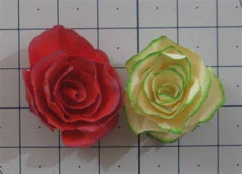 Paper Roses Easy - easy paper roses diy tutorial hip home image 884780