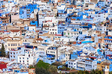 Octagonal Houses The Top 10 Things To See And Do In Chefchaouen Morocco