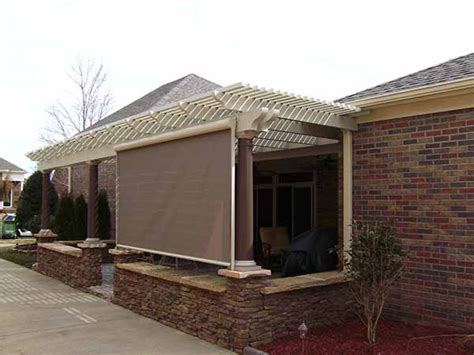 awnings springfield mo awnings awning covers springfield missouri