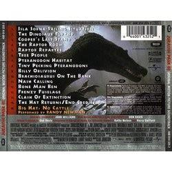 Cd Juta Jutassic Park Iii Satir site jurassic park iii soundtrack don davis decca u s 2001