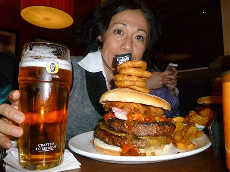 the flaming challenge burger flaming grill pubs sw19 8dr 29 january
