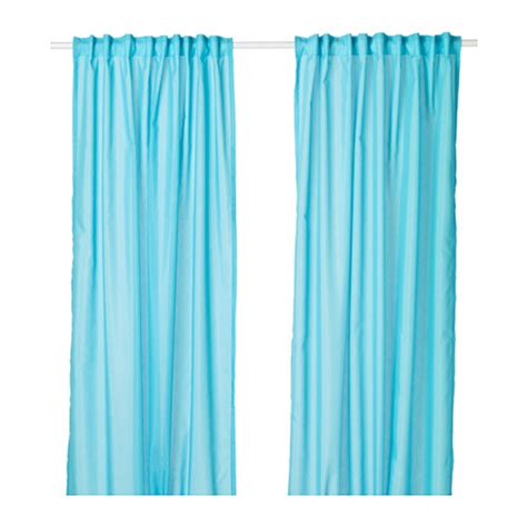 Ikea Vivan White Curtains Inspiration Vivan Curtains 1 Pair Ikea