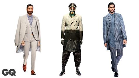 Designers Start Menswear Season In by 5 Ways To Endorse The Colour Of The Season Gq India
