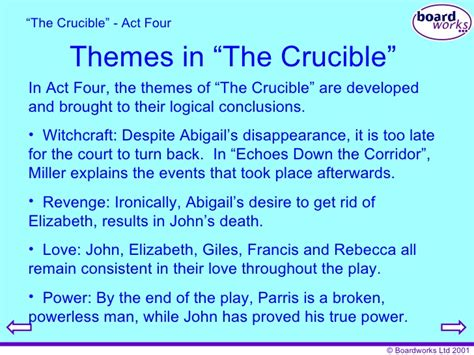 crucible themes sparknotes theme essay for the crucible 187 resume help morris county nj