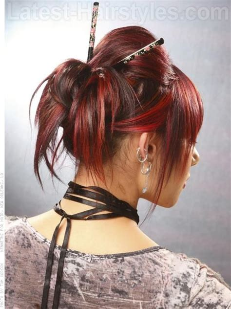 best 25 edgy updo ideas on side braided hair braids and rocker hairstyles