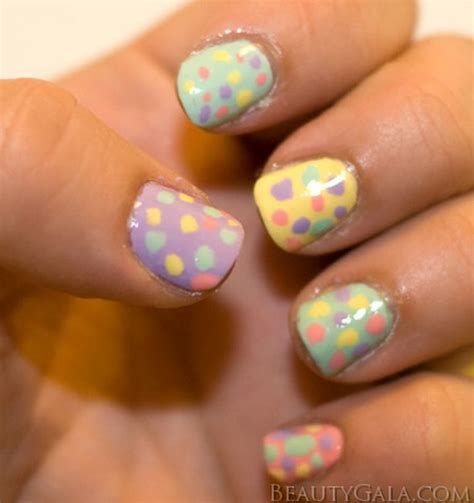 easter nail designs diy easter nail designs for tiny fingers family holiday