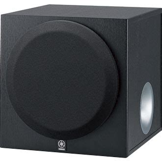 Speaker Subwoofer Yamaha yst sw012 subwoofers speakers audio visual products yamaha united states