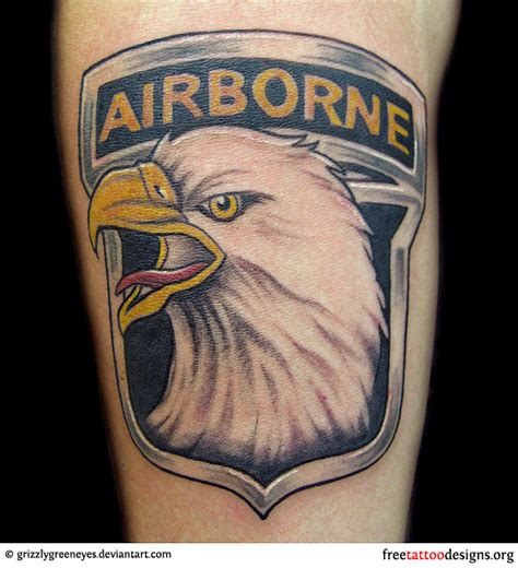 airborne tattoo 66 tattoos