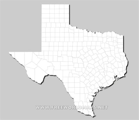 texas map blank blank texas map with rivers swimnova