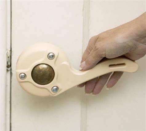 Door Knob Grippers by Lever Door Knob Latch Handle Extender Pack Of 2