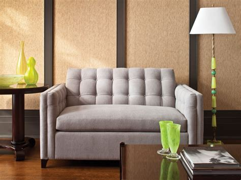 small loveseats for apartments extraordinary sleeper sofas for small spacesdirection
