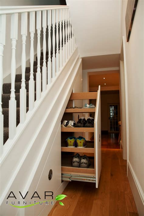 Below Stairs Design ƹӝʒ Stairs Storage Ideas Gallery 10 Uk Avar Furniture
