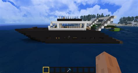 how to build a boat in minecraft xbox 360 minecraft yachts ft v 1 2 3 mods mod f 252 r minecraft