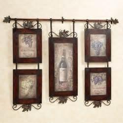 Wine Wall Decor by Emilion Wine Wall