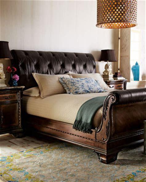 alexander bedroom furniture quot alexander quot bedroom furniture traditional sleigh beds
