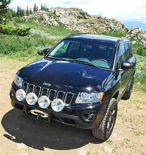 Jeep Compass Light Bar Jeep Compass Bumper Kits And Winch Kits For All Years