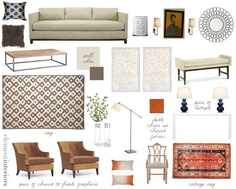 erin gates mood board exles neutral colors erin gates and