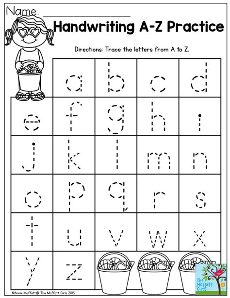 pattern writing for nursery pdf handwriting practice perfect for beginning writers