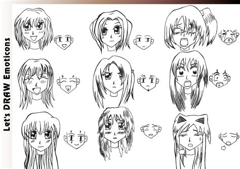 easy to draw anime faces emotions step by step guide how to draw 28 emotions on different faces drawing books books sehr gl 252 cklicher sehr w 252 tender gesucht