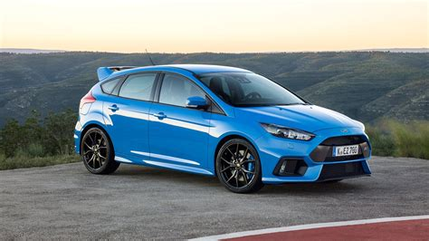 ford fucus ford focus rs 2016 review by car magazine