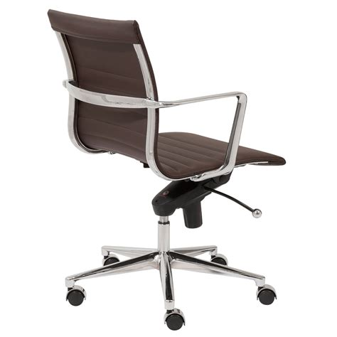 Low Back Chair by Atticus Low Back Office Chair Zuri Furniture