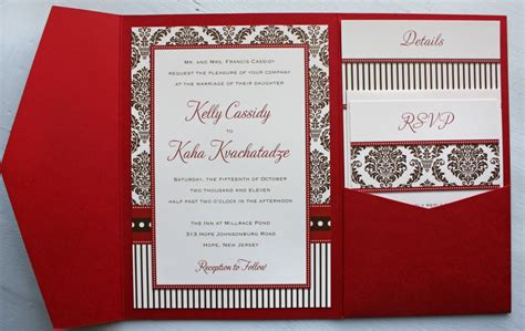Wedding Invitation Design Red | most favorite red wedding invitations theruntime com