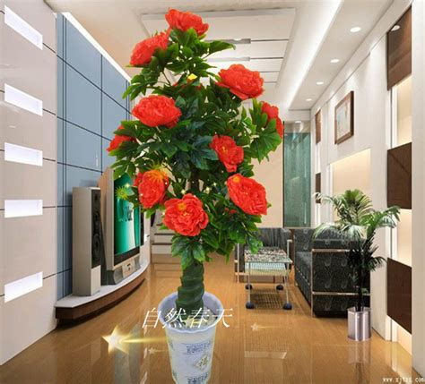 decorative plants for living room artificial tree fake tree rose tree artificial plants