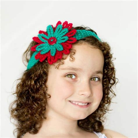 crochet pattern for headbands with flowers 15 easy crochet headband with flowers diy to make