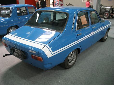 Renault R17 Gordini Renault 12 Gordini