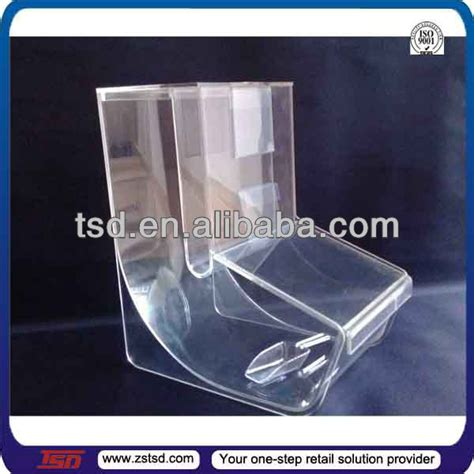 Dispenser Permen tsd a813 permen akrilik etalase jelas akrilik plastik wadah permen grosir permen akrilik kotak