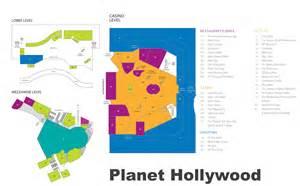Planet Las Vegas Floor Plan Las Vegas Planet Hotel Map