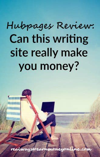 Can We Make Money Online Reviews - hubpages review can you really make money