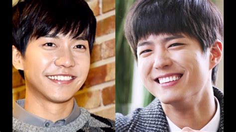 lee seung gi surgery are they look a like who is more attractive lee seung gi