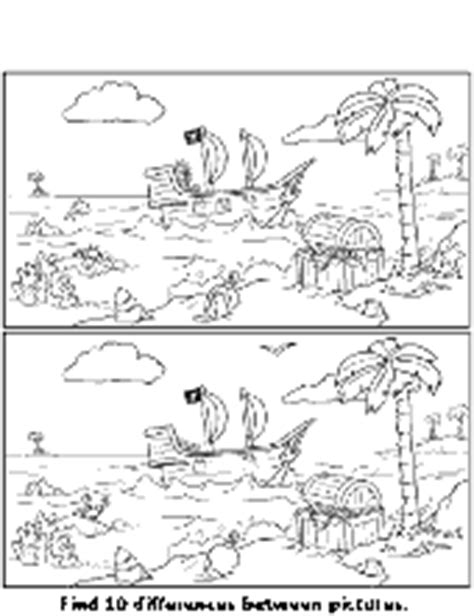 Between The Pages Black find differences between pictures illustrations to