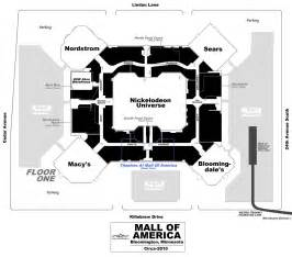 Mall Of America Floor Plan map of mall of america layout happy memorial day 2014