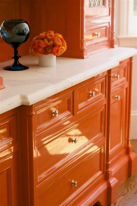 orange bathroom cabinet best 25 high gloss kitchen cabinets ideas on