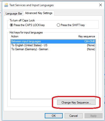 keyboard layout not changing windows 10 keyboard tilde backtick button not working on windows 10
