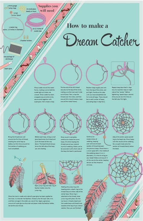dreamcatcher how to diy make your own dream catcher lilyboutique