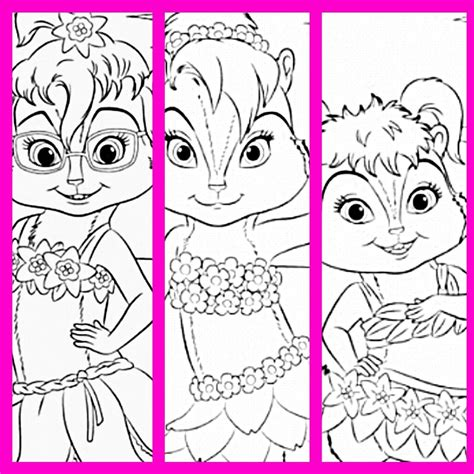 Chipettes Chipwrecked Coloring By Yanamaisarah4 On Deviantart Chipettes Coloring Pages