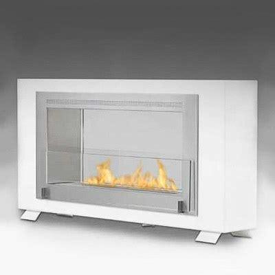 foyer ethanol foyer de sol 224 l 233 thanol eco feu montr 233 al 2 faces blanc