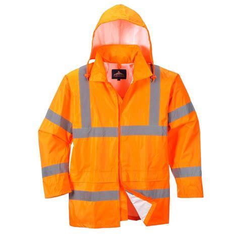 design hi vis jacket portwest h440 hi vis rain jacket portwest workwear