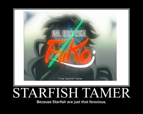 Starfish Meme - clannad starfish tamer by akariosa on deviantart