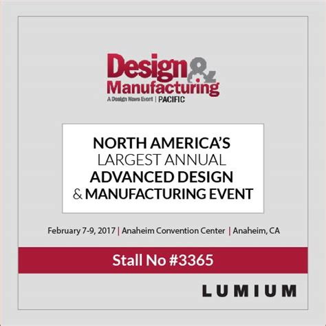 design for manufacturing conference product design engineering manufacturing