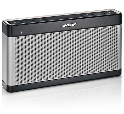 Speaker Bluetooth Bose Original new bose soundlink bluetooth speaker series iii 3 wireless portable mini mobile