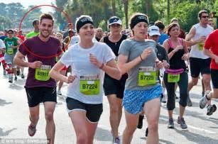 Photogenic Runner Meme - ridiculously photogenic guy zeddie little appears on tv