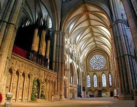 Inside World Inside World Largest Church Lincoln Cathedral