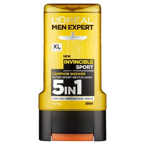 Sho Loreal Expert l oreal expert invincible sport shower gel 300ml from