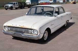 34 597 original 1961 ford falcon