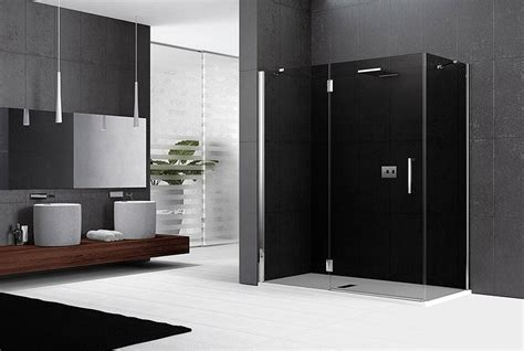 box doccia design minimale vasche e docce